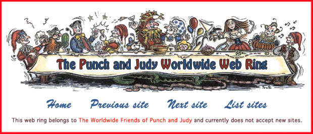 Punch and Judy Worldwide Web Ring